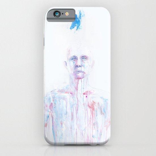 Last Blue Breath iPhone & iPod Case