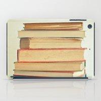 Stack Of Books iPad Case