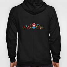 Red Riding Hood in the Forest Hoody