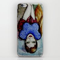 Eleanor iPhone & iPod Skin