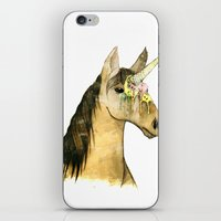 ICE CREAM UNICORN iPhone & iPod Skin