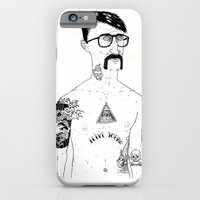 iPhone & iPod Case featuring Stanley by David Penela