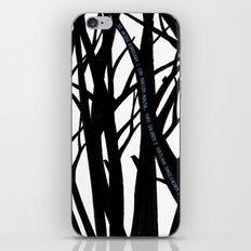 Dersu Uzala iPhone & iPod Skin