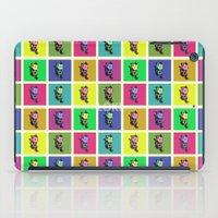 Cat-Maid Loki Pop iPad Case