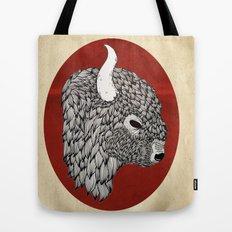 The Buffalo Tote Bag