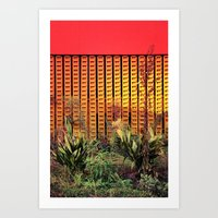 Los Angeles #89 Art Print