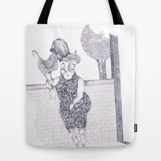 Tremebunda Tote Bag