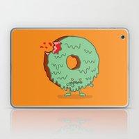 The Zombie Donut Laptop & iPad Skin