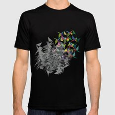 Simplexity SMALL Black Mens Fitted Tee