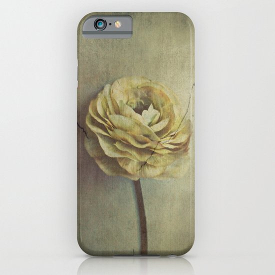 Vintage Blossoms iPhone & iPod Case