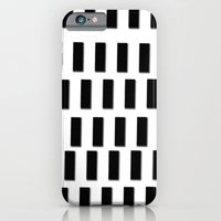 iPhone & iPod Case featuring Graphic_Dashed by Anna Rosa
