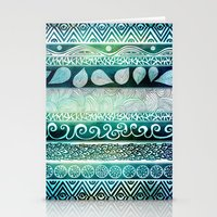 Dreamy Tribal Part VIII Stationery Cards