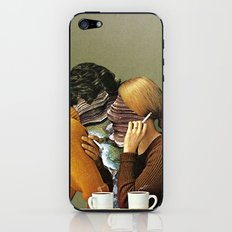 A Creek Between Us iPhone & iPod Skin