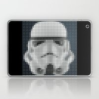 Stormtrooper Pantone Pop Laptop & iPad Skin