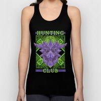 Hunting Club: Brachydios Unisex Tank Top