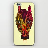 The Horse iPhone & iPod Skin