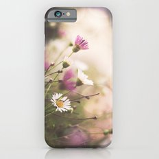 Dreaming of Flowers Slim Case iPhone 6s