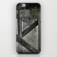 Wooden Jungle iPhone & iPod Skin