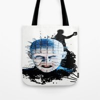 Pinhead: Monster Madness… Tote Bag