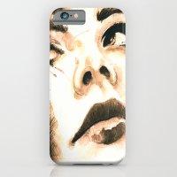 iPhone & iPod Case featuring Sorrow  by Mi Nu Ra