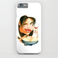 Wine Snob No.4 iPhone 6 Slim Case