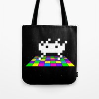 Space Disco Tote Bag