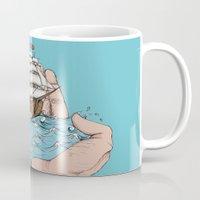 GIVING AWAY Mug