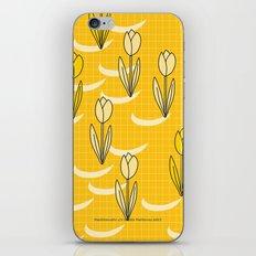 Tulips 02 iPhone & iPod Skin