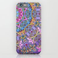 iPhone & iPod Case featuring Happy Elegant Summer Case by Karma Cases
