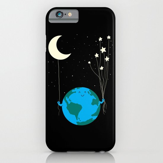 Under the moon and stars iPhone & iPod Case