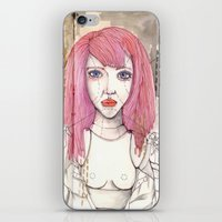 Poppet With Strings iPhone & iPod Skin