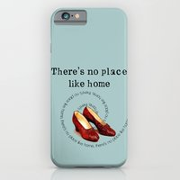 No place like home iPhone 6 Slim Case