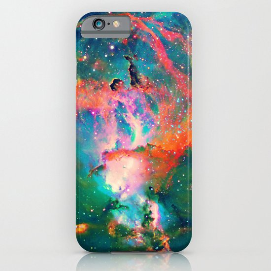 Wing Nebula iPhone & iPod Case