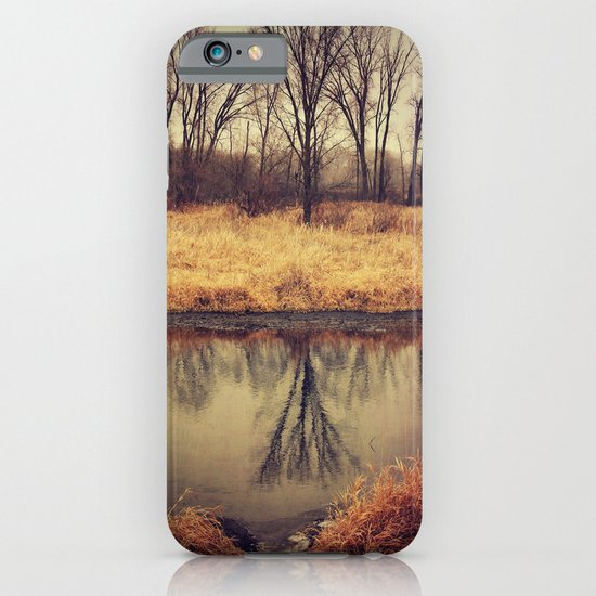 Sleeping Grass River iPhone & iPod Case