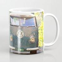 Peace Love Nature Mug