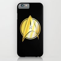iPhone & iPod Case featuring Star Trek  by CLFFW