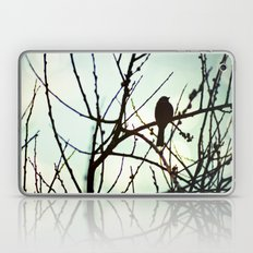 Bird silhouette Laptop & iPad Skin