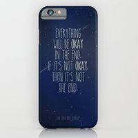 The Fault In Our Stars iPhone 6 Slim Case