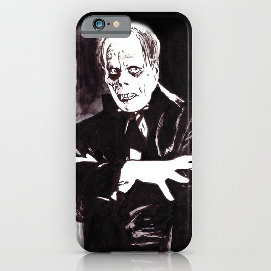 The Phantom iPhone & iPod Case