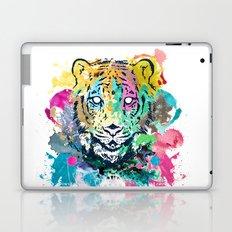 Tiger Splash Laptop & iPad Skin