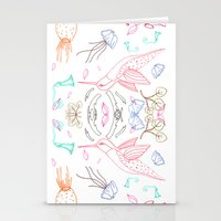 Humming Boyd  Stationery Cards
