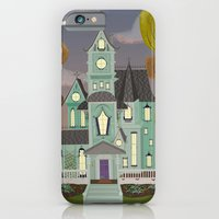 iPhone & iPod Case featuring House by Fran Court