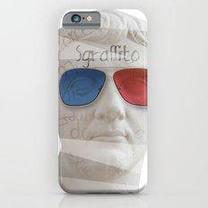 scratch 3D Slim Case iPhone 6s