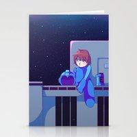Megaman II  Stationery Cards
