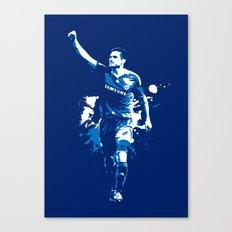 Frank Lampard - Chelsea FC Canvas Print