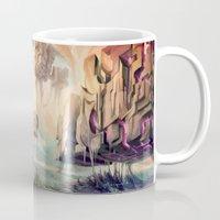 Eldrazi Swamp Mug