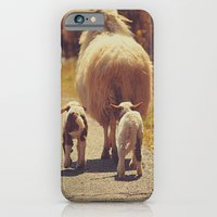 iPhone & iPod Case featuring Love Mama. by Marta Zappia