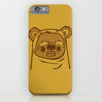 iPhone & iPod Case featuring Ewok  by Steph Dillon