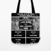 #17-B Memphis Wrestling … Tote Bag