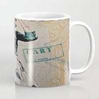 Carte Postale Mug